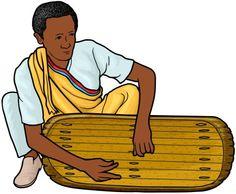 inanga : African instrument