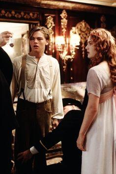 Titanic the movie - Jack and Rose