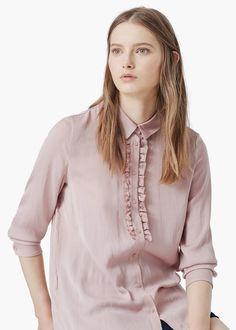 Splývavá košile