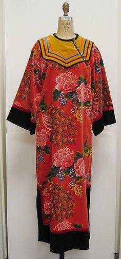 Dress Kenzo 1975-76