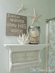 Even the waves obey HIS voice! Nice!