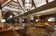 ski resort lobby   Ski Solutions   Fairmont Chateau Whistler   Whistler   Canada