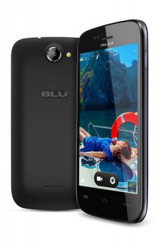 Etonnant BLU Advance 4.0 Unlocked Cellphone, Black. Unlocked Dual SIM Phone, Dual  Core 1.3