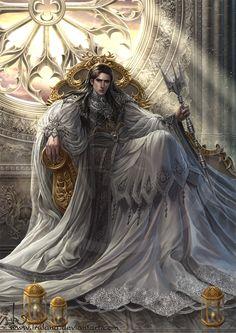 The High King by Irulana.deviantart.com on @DeviantArt