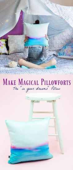 The Dreamiest Pillowfort Eva! | Laura Trevey Home Collection