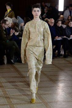 Lemaire Autumn/Winter 2018 Ready To Wear | British Vogue