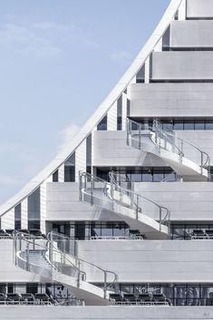 90 fantastiche immagini su architecture towers nel 2019 rh pinterest com