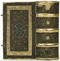 The best hand-bound books presented to the Royal Library of the Netherlands.  via http://www.deliciarum.info/27/02/2010/