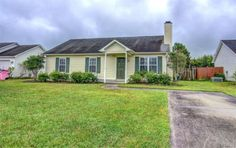 2414 Oban Court  Wilmington, NC 28411 US      MLS: 528732     Bedrooms: 3     Baths: 2     Partial Baths: 0     SQ FT: 1253     Lot Size: .21     Style: Ranch     Heat Source: Electric     Schools: New Hanover (Elementary School: Murrayville; Middle School: Trask; High School: Laney)