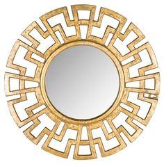 Round Greek Decorati