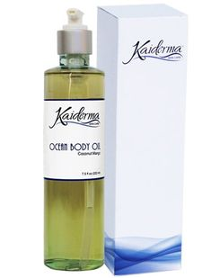 Kaiderma Coconut Mango Ocean Body Oil * You can get more details by clicking on the image.