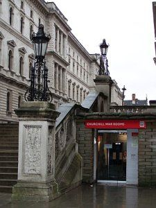 Churchill's War Rooms beneath London which I would love to see