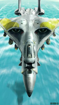 Jet Fighter, Mark Button on ArtStation at http://www.artstation.com/artwork/jet-fighter