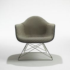 CHARLES AND RAY EAMES    LAR-1 Armchair    Herman Miller  USA, c. 1950