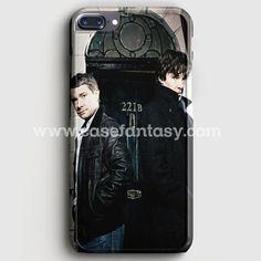 Sherlock And Dr Watson iPhone 7 Plus Case | casefantasy
