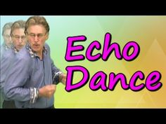 Echo Dance is a wonderful dance, rhyming and brain breaks song that is perfect for the early childhood classroom.  Echo Dance is full of simple and easy rhymes, movements and repeat after me motions. Kids are fully engaged with echoing all the words that I sing while engaging in different dances.  Rhyming awareness and listening for rhymes is so important in language development for the young child. Kindergarten Songs, Preschool Music, Preschool Letters, Fun Brain, Brain Gym, Learning Websites For Kids, Teaching Kids, Preschool Movement Activities, Fun Songs For Kids