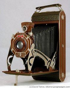 Kodak Eastman: Six-16 (UK) (brown) camera