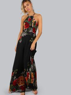 6f757b88b0b01 dressmmc170227701_1 Pink Chiffon Dress, Floral Maxi Dress, Sequin Dress,  Summer Outfits Women,