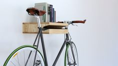 41 New ideas for bike rack urban design shelves