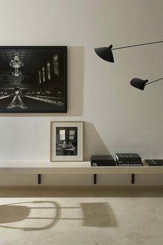 CONTEMPORARY DETAILS   black and white decor for a minimal decor   bocadolobo.com/ #contemporarydesign #contemporarydecor