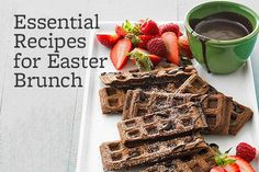 Create an Easter brunch that dazzles! We have 25 delicious brunch recipes: http://www.bhg.com/holidays/easter/recipes/an-easter-brunch-that-dazzles/?socsrc=bhgpin031513easterbrunch