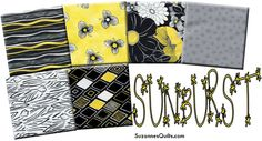Sunburst Collection!