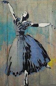 █▄◯╲╱ Ξ......Banksy