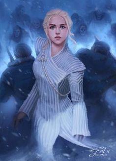 """daenarys, mother of dragons"" | gizellekaren"