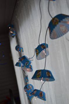 Elämää Pyhäjärven rannalla: Ryhmä hau synttärit Wind Chimes, Outdoor Decor, Party, Diy, Home Decor, Decoration Home, Bricolage, Room Decor, Parties