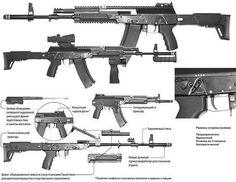 Kalashnikov's new AK-12Loading that magazine is a pain! Get your Magazine speedloader today! http://www.amazon.com/shops/raeind