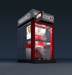 Save Cash Living From Paycheck to Paycheck Yes,saving money is difficult when you live from paycheck to paycheck. Kiosk Design, Signage Design, Booth Design, Leaves Wallpaper Iphone, Atm Bank, Rest Area, 3d Architecture, Loft Interiors, Vending Machine