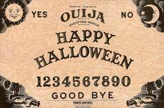 vintage halloween postcards   Happy Halloween - click to enlarge