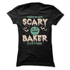 this is my scary baker T Shirt, Hoodie, Sweatshirts - custom tshirts #clothing #T-Shirts