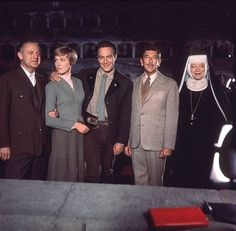 """The Sound of Music"" Robert Wise, Julie Andrews, Christopher Plummer, Richard Haydn, Peggy Wood 1965 20th / **I.V."