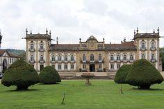 Palácio da Brejoeira, Monção- Portugal (Já aberto ao público)  Photo by NuCeu