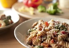 Southwest Chicken  Pasta (Campbells Recipes). favorite-recipes