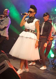 Image result for nhlanhla nciza dresses African Print Dresses, African Print Fashion, African Wear, African Fashion Dresses, African Women, African Skirt, African Prints, African Traditional Wear, Traditional Outfits