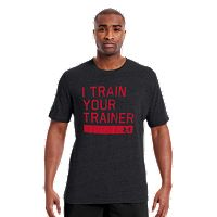 I TRAIN YOUR TRAINER - Under Armour LOL