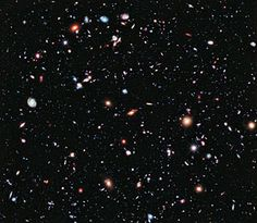 Hubble ST - The Hubble eXtreme Deep Field, perhaps one of the most important pictures taken lately