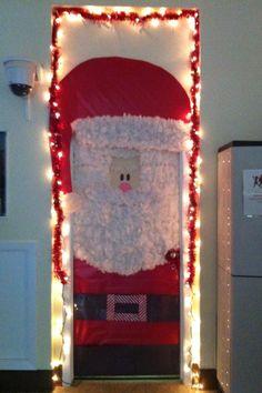 Christmas door decorating contest...1st place! | School - Classroom Ideas | Pinterest | Christmas door decorating contest Xmas and Door decs & Christmas door decorating contest...1st place! | School - Classroom ...