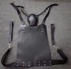 Genuine Heavy Duty Leather Adult Love Swing / Sling Play Room Fun Gay Straight