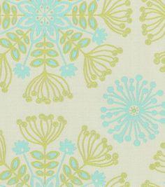 Upholstery Fabric- Waverly Kaleidoscope/Turquoise: upholstery fabric: home decor fabric: fabric: Shop | Joann.com