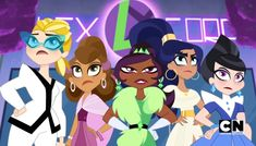 Dc Super Hero Girls, Minnie Mouse, Disney Characters, Fictional Characters, Family Guy, Cats, Universe, Gatos, Cosmos