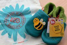 Mit Biene Susi von POLOLO gegen das Bienensterben!   Hintergrundinfos von Franziska   Gewinnspiel