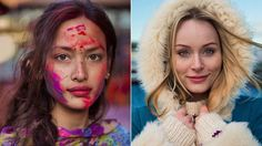 Mihaela Noroc has been around the world photographing women from all different walks of life.