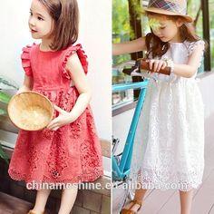 MS60622K lace design 2016 fashion kids dresses for little girls #dress, #For Kids