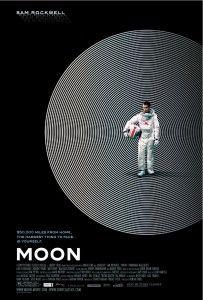 Moon Film 2009 Poster (MOON.)