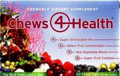 Expert Chews4Health-Review. Get the details from a non-distributor.