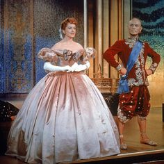 The King and I (Walter Lang, 1956).  a friend of mine knew he was gay at age 5 watching this movie.