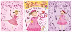 It's day 5 of our 7 days of HOLIDAY GIVEAWAYS!  We're giving away 5 sets of Pinkadoodles, Purpledoodles and Pinkalicious: Pink Pink Hooray a Reusable Sticker Activity Book! To enter, tell us which Pinkalicious story is your favorite in the comments below. Winners will be notified tomorrow, December 15 here on Pinterest. sticker activ, holiday giveaway, reusabl sticker, activity books